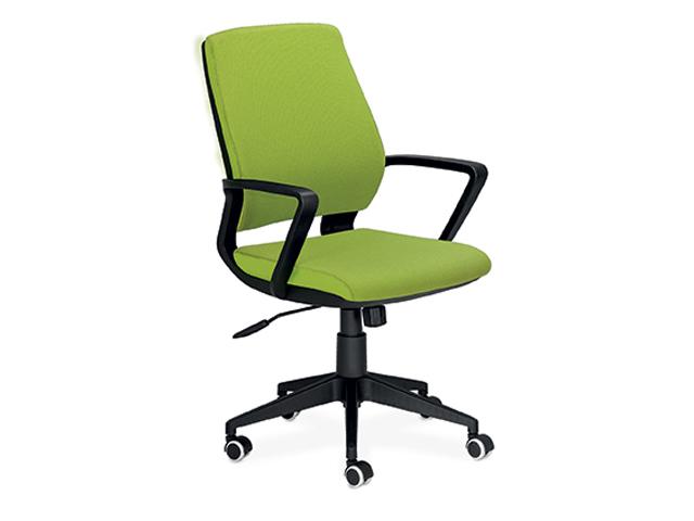 Bella Chair Operators Black Frame