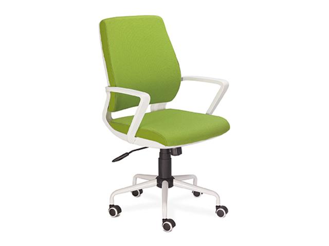 Bella Chair Operators White Frame