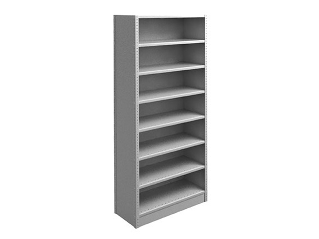 Closed Shelving 7 Tier