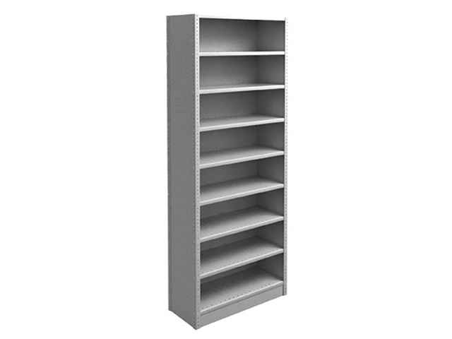 Closed Shelving 8 Tier