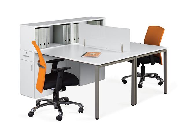 Litebeam Desk 2 Way Open Storage
