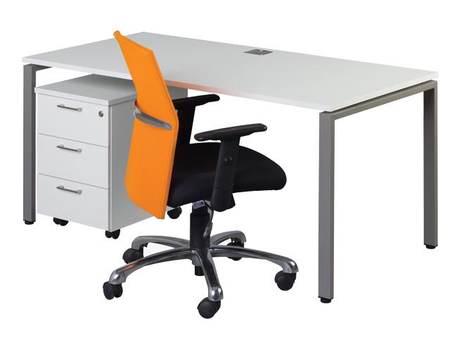 Litebeam Desk Mobile Pedestal