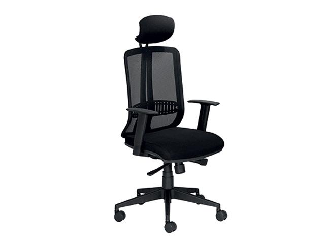 Mila Chair High Back Mesh