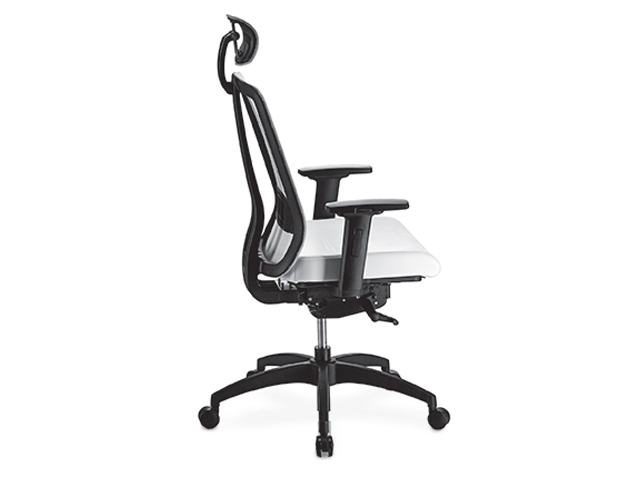 Mila Chair High Back Side Profile
