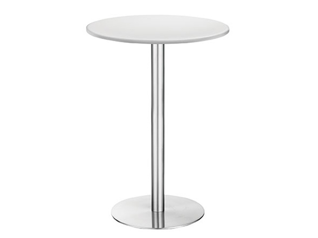 Montreal Bar Table White