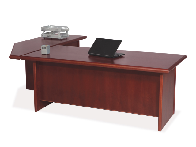 Palermo Desk with Extension