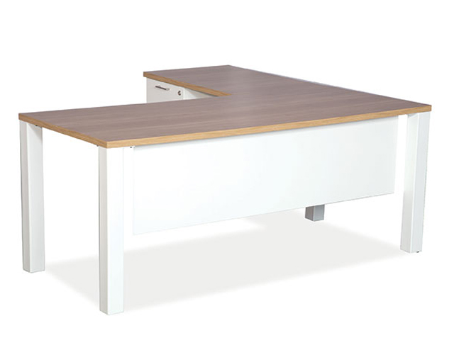 Quattro-Lite Desk Modesty